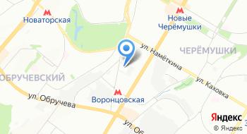 ПК Воронцова Союза художников России на карте