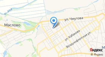 Тульский Государственный Технологический колледж на карте