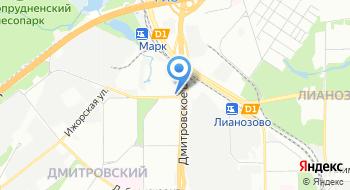 АкваТехМаркет на карте