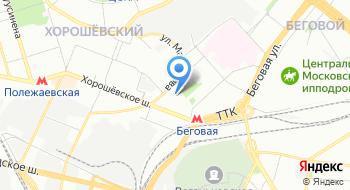 Теледок на карте