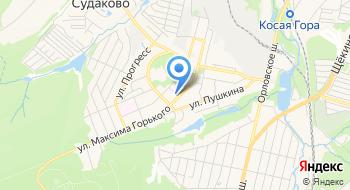 ГУЗ ГБ №3 города Тулы Филиал №1 Женская консультация на карте