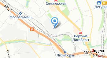 Автотехцентр Мазда на карте