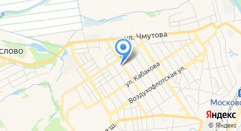 Транспортная строительная компания 71 на карте