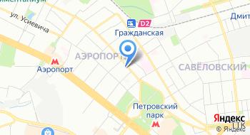 ЦентрДорСнаб на карте