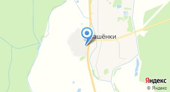 Квашенки Фельдшерско-Акушерский Пунк на карте