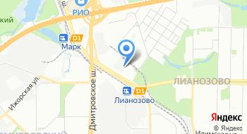 Проджект Нова на карте