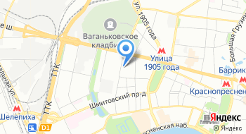 Reg.ru - Регистратор доменных имен на карте