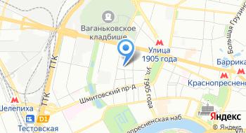Универс-Аудит на карте