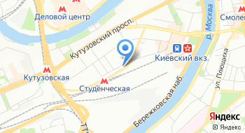 Интерконтакт-Т на карте
