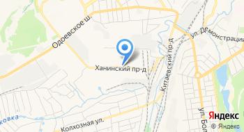 Ижтрансфура-Тула на карте