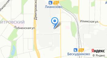 Автоателье B&m на карте