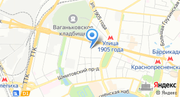 Mamba на карте