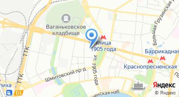 Интернет-магазин Educube.ru на карте