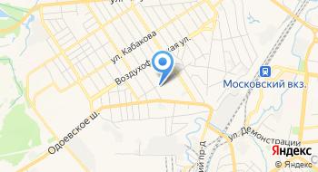 Отдел полиции Привокзальный УМВД России по г. Туле на карте