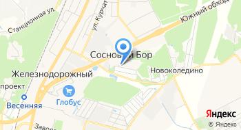 Автобусное бюро Иванов С. В. на карте