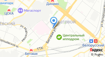 Studiohere на карте