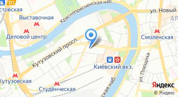 ЦТО ККМ Киевский на карте