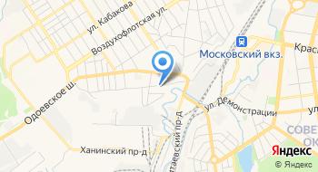 Автосервис Плетнёв на карте