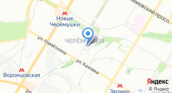 ВНИИзарубежГеология на карте