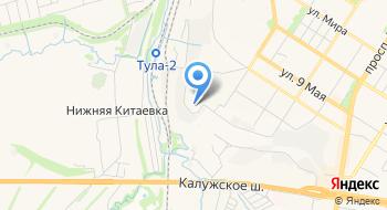 Пронто на карте