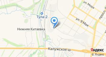 СпецВодоКанал на карте