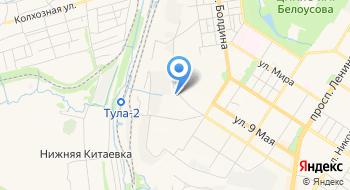 Учебно-производственный центр Развитие на карте