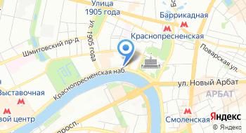 УК КапиталЪ ПИФ на карте