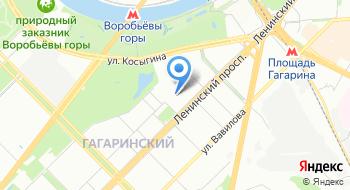 Компания Железный дровосек на карте