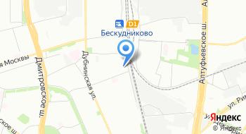 Автошкола Стэт на карте