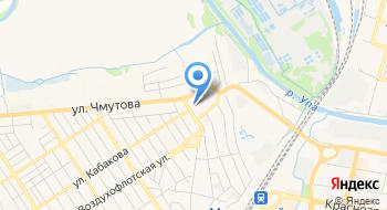 ГПОУ ТО Тульский колледж профессиональных технологий и сервиса на карте