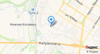 Автотехцентр Тарасов и Ко на карте