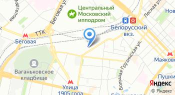 Центр информационных технологий и систем органов исполнительной власти на карте
