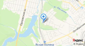 Автомотошкола Союз-ВОА на карте