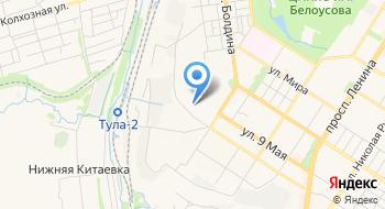 Отдел УФМС России на карте