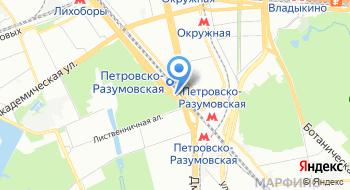 Шиномонтаж ЭВВ24 на карте