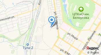 Кафе Бамбук на карте