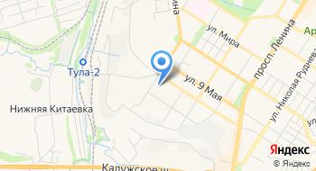 Светич на карте