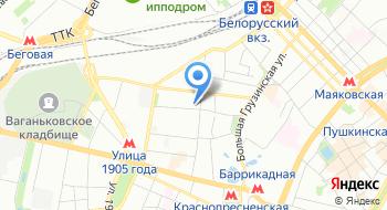 Мастерская Никифоровых на карте