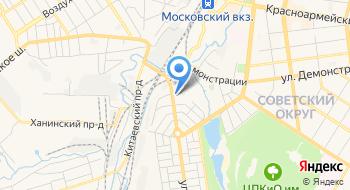 ФГУП Охрана МВД России на карте