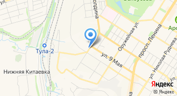 Лор-кабинет Чибисов М. В. на карте