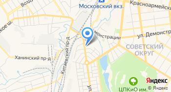 Обособленное подразделение ВТБ Лизинг на карте