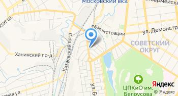 Кондитер Ушакова Наталья на карте