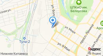 Автосервис Весовик на карте