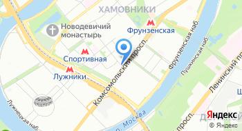 ЛК Технология на карте