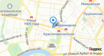 Салон Моды Игоря Пронина на карте