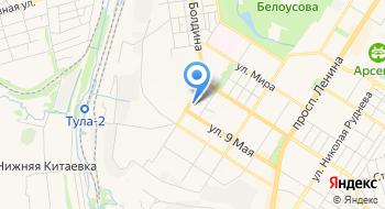 Детский сад Одуванчик на карте