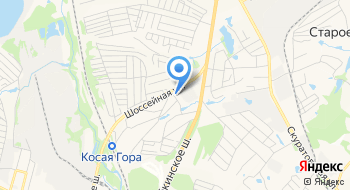 Туристическая компания Спутник на карте