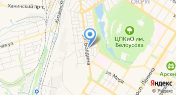 Студия Валерия Куприкова на карте