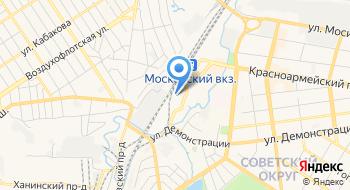 ФГУП МЖД Локомотивное Депо на карте