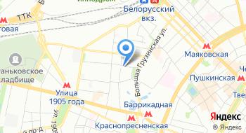 Тапки Вип на карте